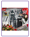 MÔ HÌNH WWE ROMAN REIGNS - CREATE A SUPERSTAR