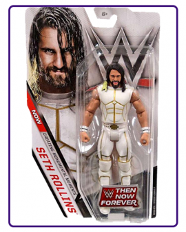 MÔ HÌNH WWE SETH ROLLINS - SERIES THEN NOW FOREVER 3