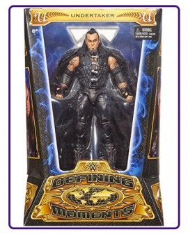 MÔ HÌNH WWE UNDERTAKER -  ELITE DEFINING MOMENTS