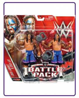 WWE THE USOS - BATTLE PACK 37